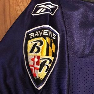 NFL Other - XL NFL Baltimore Ravens Jersey Stitched